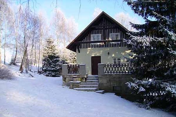 Ubytování v chalupě ve Smržovce v podhůří Jizerských hor