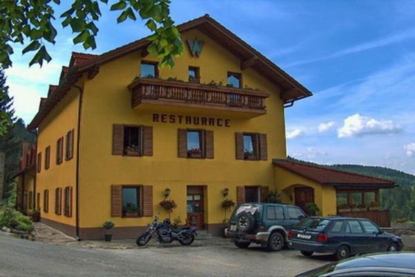 Hotel v Ro�mberku v ji�n�ch �ech�ch