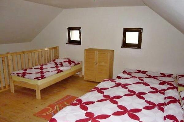Ubytování jižní Čechy - Statek u Nežárky - kuchyň