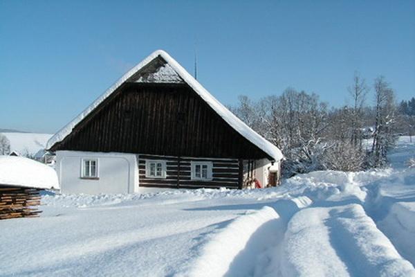Silvestr na hor�ch - Krkono�e- Chalupa v H�j�ch
