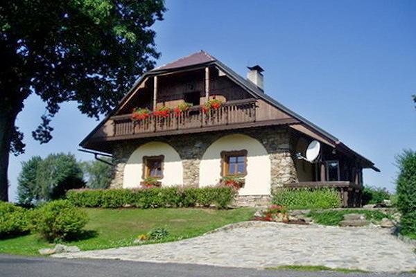 Silvestr na hor�ch - Orlick� hory - Chata v Doln� Morav�