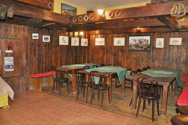 Šumava penzion - Penzion ve Stožci - restaurace