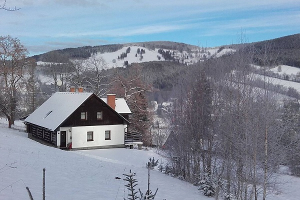 Silvestr na hor�ch - Krkono�e- Chalupa v Rokytnici nad Jizerou