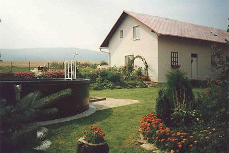 Silvestr na hor�ch - Orlick� hory - Domek v Lichkov�