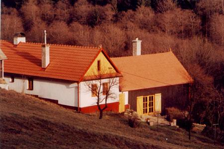 Ubytov�n� Beskydy - Chalupa Rajnochovice