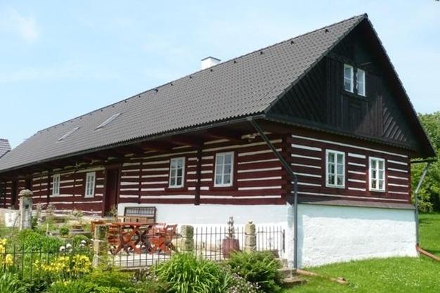 Chalupa v Horním Lochově - v Českém ráji