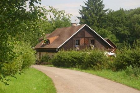 Silvestr - Český ráj - Statek v Ktové