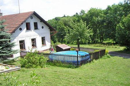 Chalupa na samotě v Českém ráji