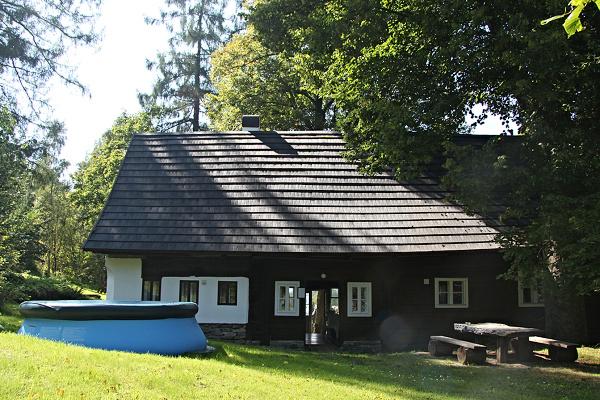 Silvestr na hor�ch - Jesen�ky - Chalupa v Nov�ch Losin�ch
