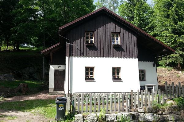 Chalupa k pronajmutí v Malíkově - Jižní Čechy