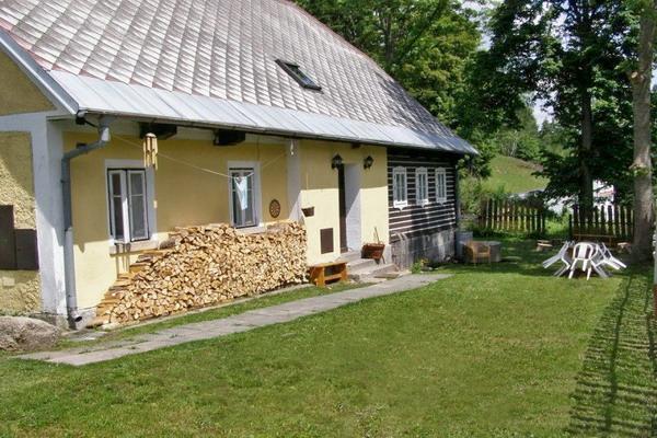 Chalupa k pronajmutí  v Polevsku v Lužických horách
