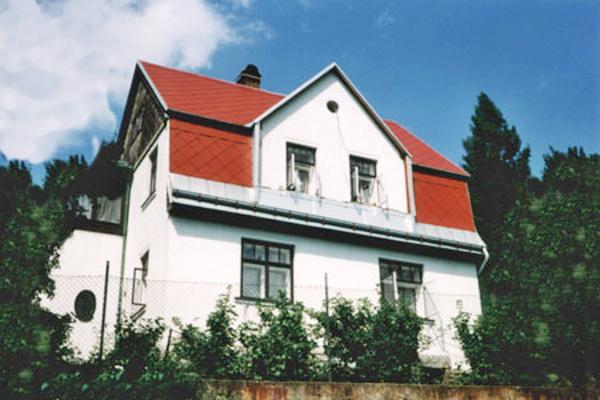 Ubytování Jizerské hory - chaty a chalupy k pronajmutí - Domek v Albrechticích v Jizerských horách