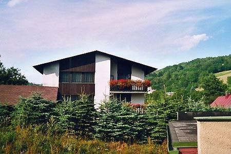 Ubytování v domě ve Zlaté Olešnici v Jizerských horách