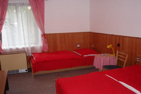 Ubytování Jizerské hory - Penzion u Lučan - pokoj