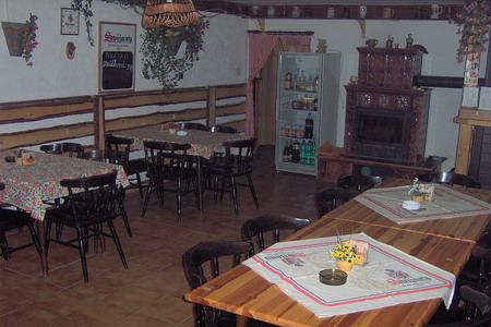 Ubytování Jizerské hory - Penzion u Lučan - restaurace