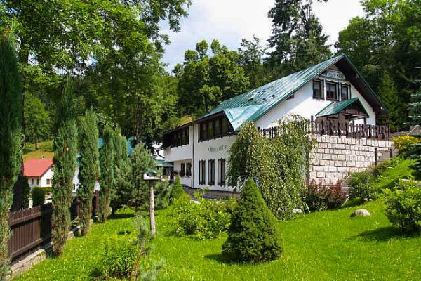 Silvestr na hor�ch - Jizersk� hory - Hotel v Josefov� Dole