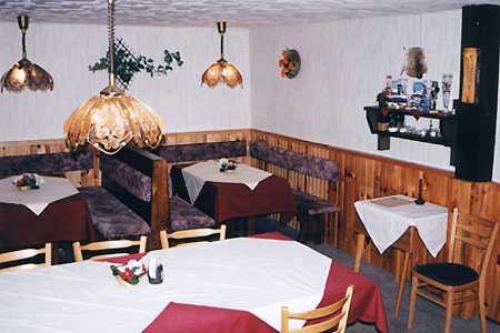 Ubytování Jizerské hory - Penzion na Mariánské hoře - restaurace