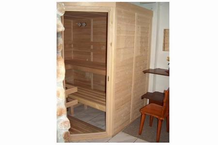 Ubytování v Jizerských horách - Penzion na Mariánské hoře - sauna