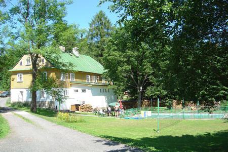 Apartmá v Albrechticích v Jizerských horách