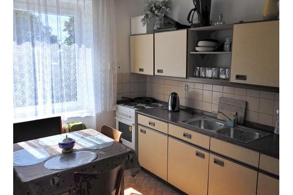 Ubytování Lipno - Chalupa v Horní Plané - kuchyň