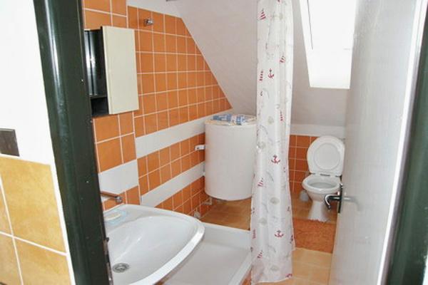 Ubytování Lipno - Chalupa v Horní Plané - koupelna