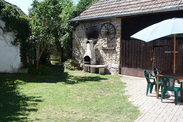 Chalupa v Oboře u Písku v jižních Čechách