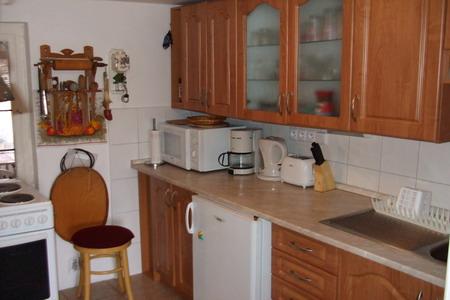 Ubytování Lipno - Chata na Lipně - kuchyň