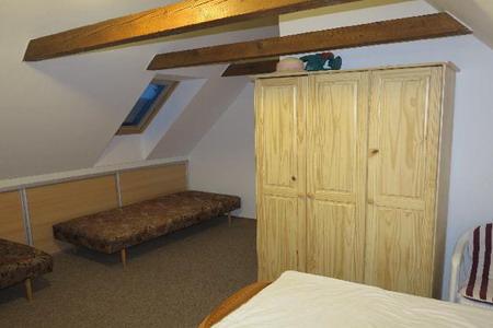 Ubytování Lipno - Chata na Lipně - pokoj