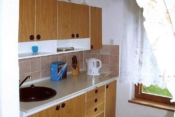 Ubytování jižní Čechy - Chata u řeky - kuchyň