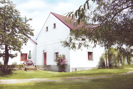 Silvestr v jižních Čechách - Statek v Kačlehách