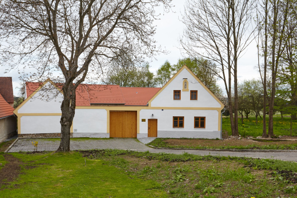 Na farmě u Kaplice v jižních Čechách je možné ubytování se psem