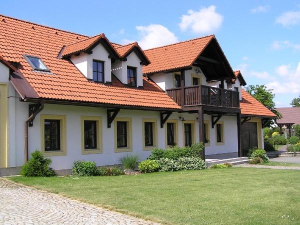 Apartmány v Zahrádkách v jižních Čechách