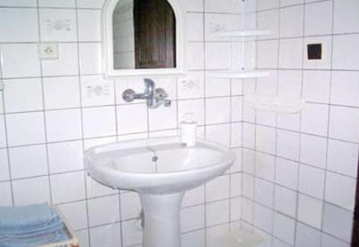 Ubytování jižní Čechy - Věž v Žumberku- koupelna