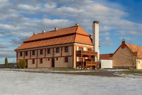 Penzion v Albrechticích v Jizerských horách