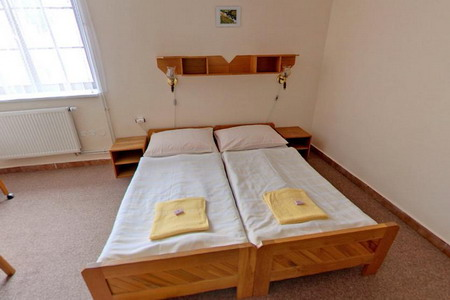 Ubytování jižní Čechy - Hotel u Lužnice - pokoj