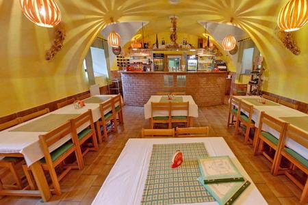 Ubytování jižní Čechy - Hotel u Lužnice - restaurace