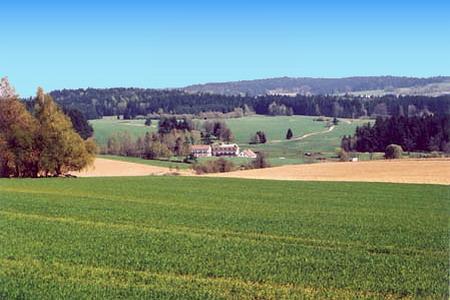 Dovolená v Čechách - dovolená v chatách, chalupách a penzionech, které leží na samotě či polosamotě