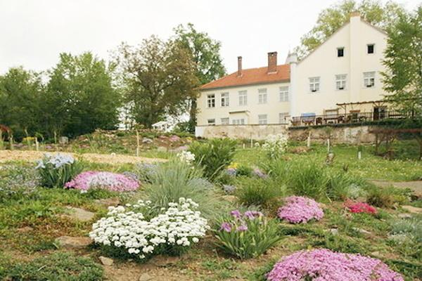 Penzion v Lutové v jižních Čechách