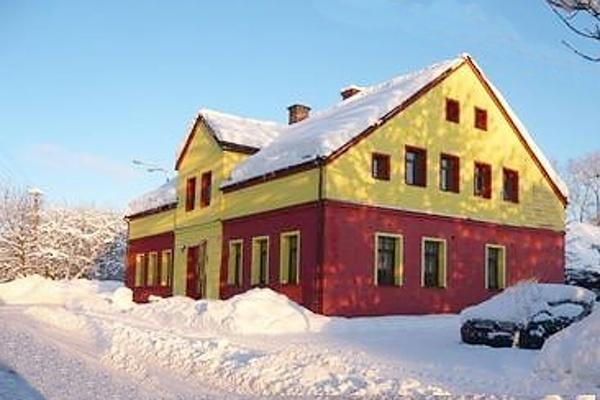 Silvestr na hor�ch - Krkono�e- Chata nad �pindlerov�m Ml�nem