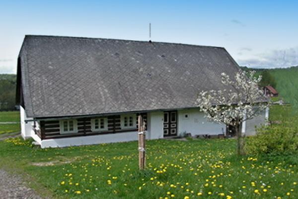 Chalupa v Hájích v Krkonoších
