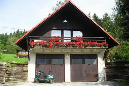 Chata v Pasekách v Krkonoších