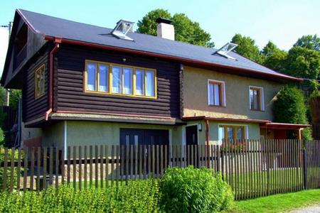 Ubytování Šumava - Chalupa v Albrechticích