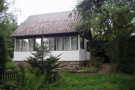 Ubytování Šumava - Chata u rybníka