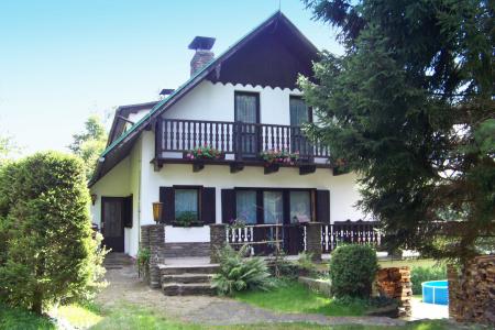 Chata na Javorné na Šumavě