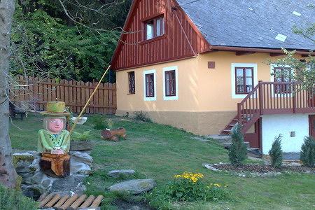 Ubytování Šumava - Chalupa pod Čerchovem