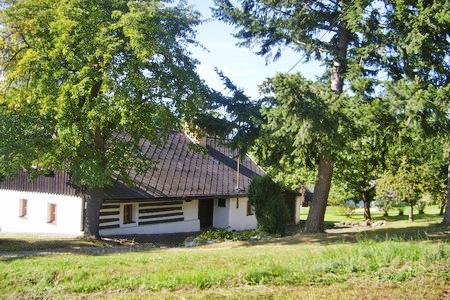 Silvestr na horách - Šumava - Domek v Tržku u Kolince
