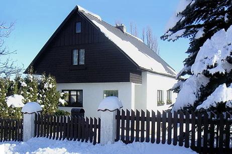 Silvestr na hor�ch - �umava - Domek v Nezdic�ch