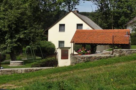 Ubytování Šumava - Farma v Novém Dvoře