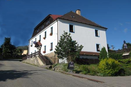 Ubytování Šumava - Hotel v Hořicích