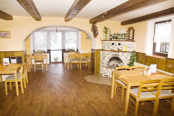 Ubytování na Šumavě - Penzion v Anníně - restaurace